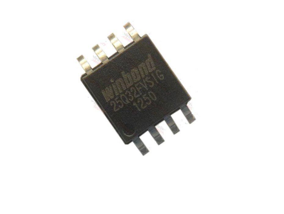 WINBOND W25Q32 Flash Memory Chip 32Mbit 4MB