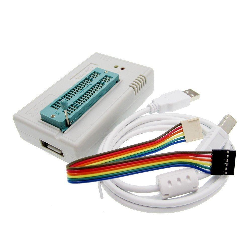TL866II Plus EEPROM Flash BIOS USB Programmer 15000+ ICs
