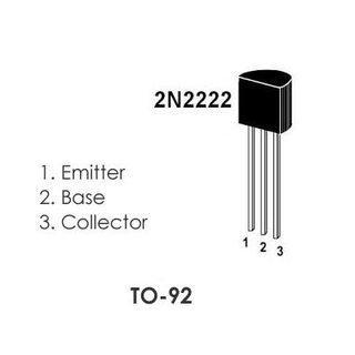 2N2222A 2N2222 NPN TO-92 Trans...