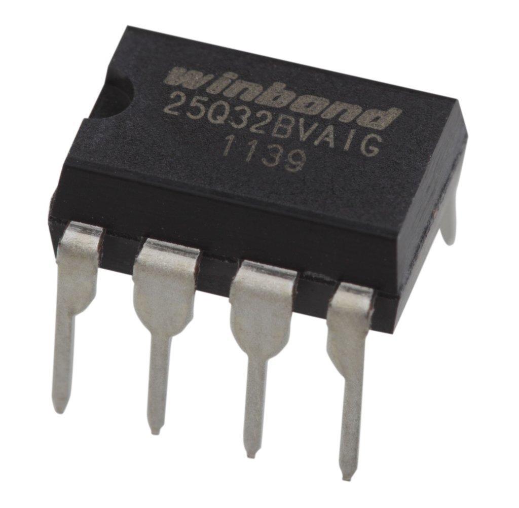 WINBOND W25Q32 BVAIG Flash Memory Chip 32Mbit 4MB