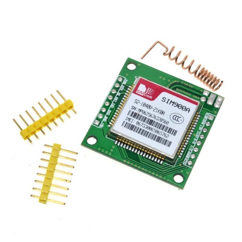 SIM900A GPRS GSM Module