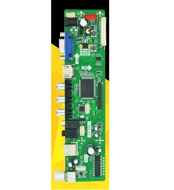 T R85 031 Universal LCD/LED TV Control Board